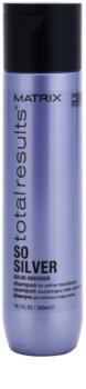 Matrix Total Results So Silver Färgskyddande schampo för blont hår