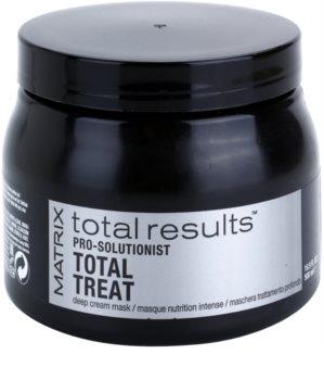 Matrix Total Results Pro Solutionist masque nourrissant pour cheveux abîmés et traités chimiquement