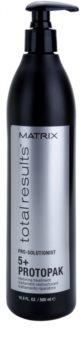 Matrix Total Results Pro Solutionist tratamiento renovador  para cabello dañado, químicamente tratado