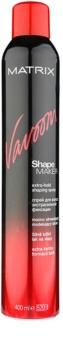 Matrix Vavoom Shape Maker laca de pelo fijación extrema