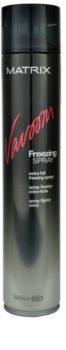 Matrix Vavoom Freezing Spray vopsea foarte groasa pentru păr