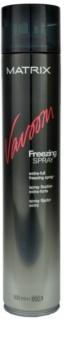 Matrix Vavoom Freezing Spray лак для волос экстрасильной фиксации для волос