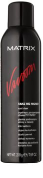 Matrix Vavoom Shape Maker spray para dar volume desde a raiz