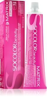 Matrix SoColor Beauty pečující barva na vlasy