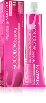 Matrix SoColor Beauty pflegende Haarcoloration
