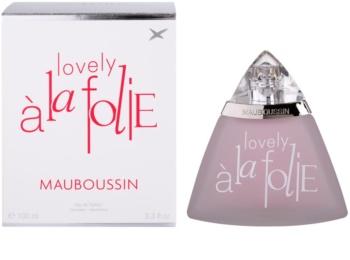 Mauboussin Lovely A la Folie parfémovaná voda pro ženy