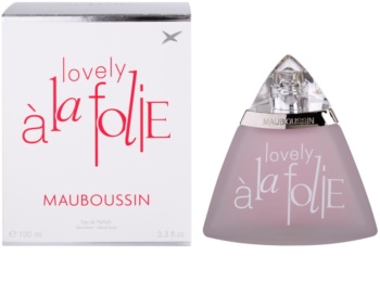 Mauboussin Lovely A la Folie parfumovaná voda pre ženy