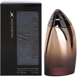 Mauboussin M Generation eau de parfum para homens 100 ml
