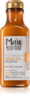 Maui Moisture Curl Quench + Coconut Oil șampon pentru păr creț