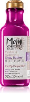 Maui Moisture Revive & Hydrate + Shea Butter hidratáló kondicionáló száraz és sérült hajra