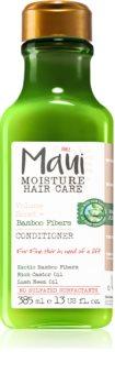 Maui Moisture Thicken & Restore + Bamboo Fibers erősítő kondicionáló a törékeny hajra