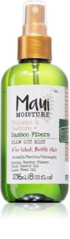Maui Moisture Thicken & Restore + Bamboo Fibers posilující sprej pro jemné a zplihlé vlasy