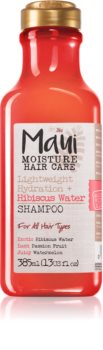 Maui Moisture Lightweight Hydration + Hibiscus Water Sampon pentru toate tipurile de par