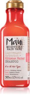 Maui Moisture Lightweight Hydration + Hibiscus Water šampon pro všechny typy vlasů