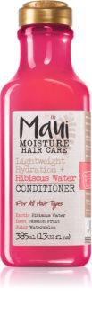 Maui Moisture Lightweight Hydration + Hibiscus Water Conditioner für alle Haartypen