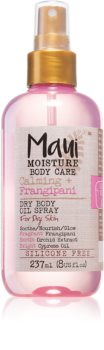 Maui Moisture Calming + Frangipani Trocken-Ölspray für trockene Haut