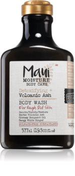 Maui Moisture Detoxifying + Volcanic Ash reinigendes Duschgel