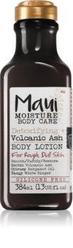 Maui Moisture Detoxifying + Volcanic Ash zvláčňující tělové mléko