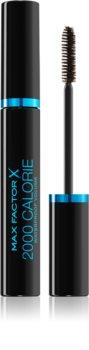 Max Factor 2000 Calorie mascara effetto volumizzante resistente all'acqua