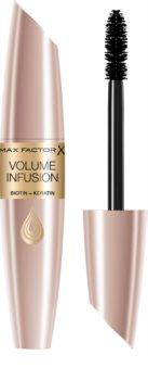 Max Factor Volume Infusion Mascara nit Keratin mit Biotin