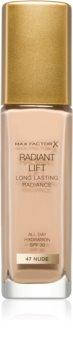 Max Factor Radiant Lift hosszan tartó make-up SPF 30
