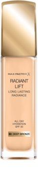 Max Factor Radiant Lift langanhaltende Make-up Foundation SPF 30
