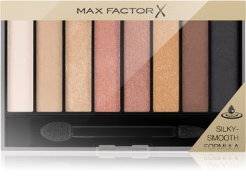 Max Factor Masterpiece Nude Palette szemhéjfesték paletta