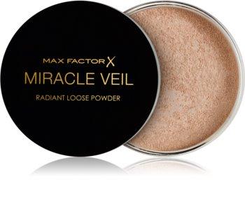 Max Factor Miracle Veil polvos sueltos con efecto iluminador