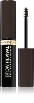 Max Factor Brow Revival szemöldök és szempillaspirál