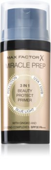 Max Factor Miracle Prep mattierender Make-up Primer 3 in1