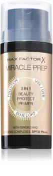 Max Factor Miracle Prep matující podkladová báze pod make-up 3 v 1