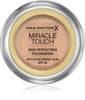 Max Factor Miracle Touch овлажняващ крем SPF 30