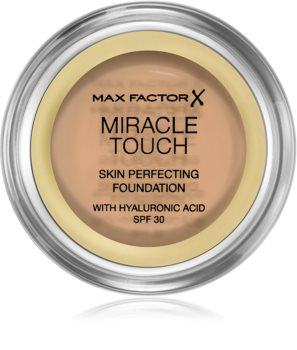 Max Factor Miracle Touch hydratisierendes cremiges Foundation SPF 30