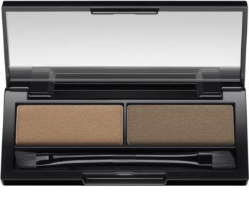 Max Factor Real Brow Duo Kit palette de fards à sourcils poudrés