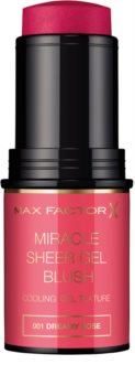 Max Factor Miracle Sheer Gel руж в стик