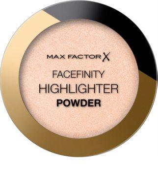Max Factor Facefinity rozjasňující pudr