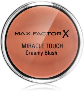 Max Factor Miracle Touch blush cremos