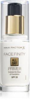 Max Factor Facefinity Primer основа под фон дьо тен