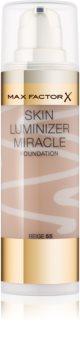 Max Factor Skin Luminizer Miracle maquillaje con efecto iluminador