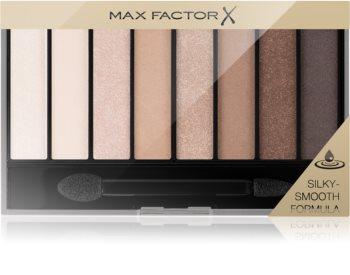 Max Factor Masterpiece Nude Palette palette de fards à paupières