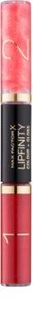 Max Factor Lipfinity Colour and Gloss brillant et rouge à lèvres longue tenue 2 en 1