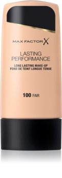Max Factor Lasting Performance langlebiges Flüssig Foundation