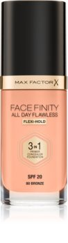 Max Factor Facefinity fondotinta 3 in 1