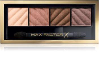 Max Factor Smokey Eye Matte Drama Kit paleta sjenila za oči