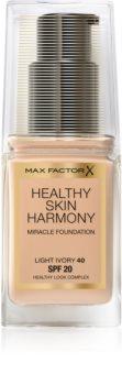 Max Factor Healthy Skin Harmony течен фон дьо тен SPF 20
