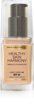 Max Factor Healthy Skin Harmony fond de ten lichid  SPF 20