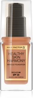 Max Factor Healthy Skin Harmony fond de teint liquide SPF 20