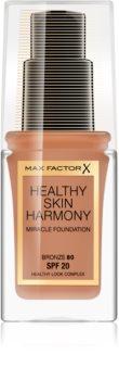 Max Factor Healthy Skin Harmony fondotinta liquido SPF 20