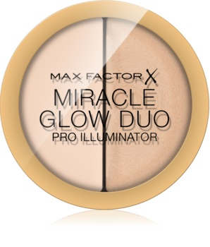 Max Factor Miracle Glow romig glansmiddel