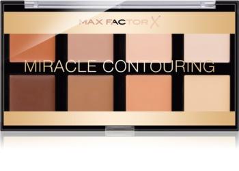 Max Factor Miracle Contouring palette contour de visage
